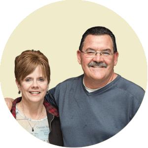 Randy + Mary Raver