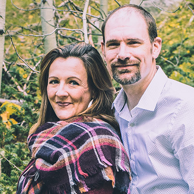Caleb & Becca Palmer