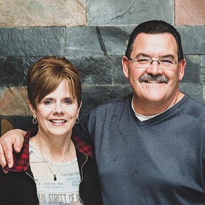 Randy & Mary Raver